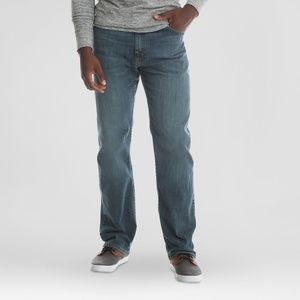 Wrangler Men's Relaxed Fit Jeans with Flex - Marin
